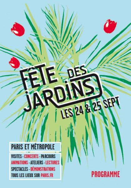 Pile poil f te les jardins de la ville de paris poiloblog for Les jardins de la ville paris