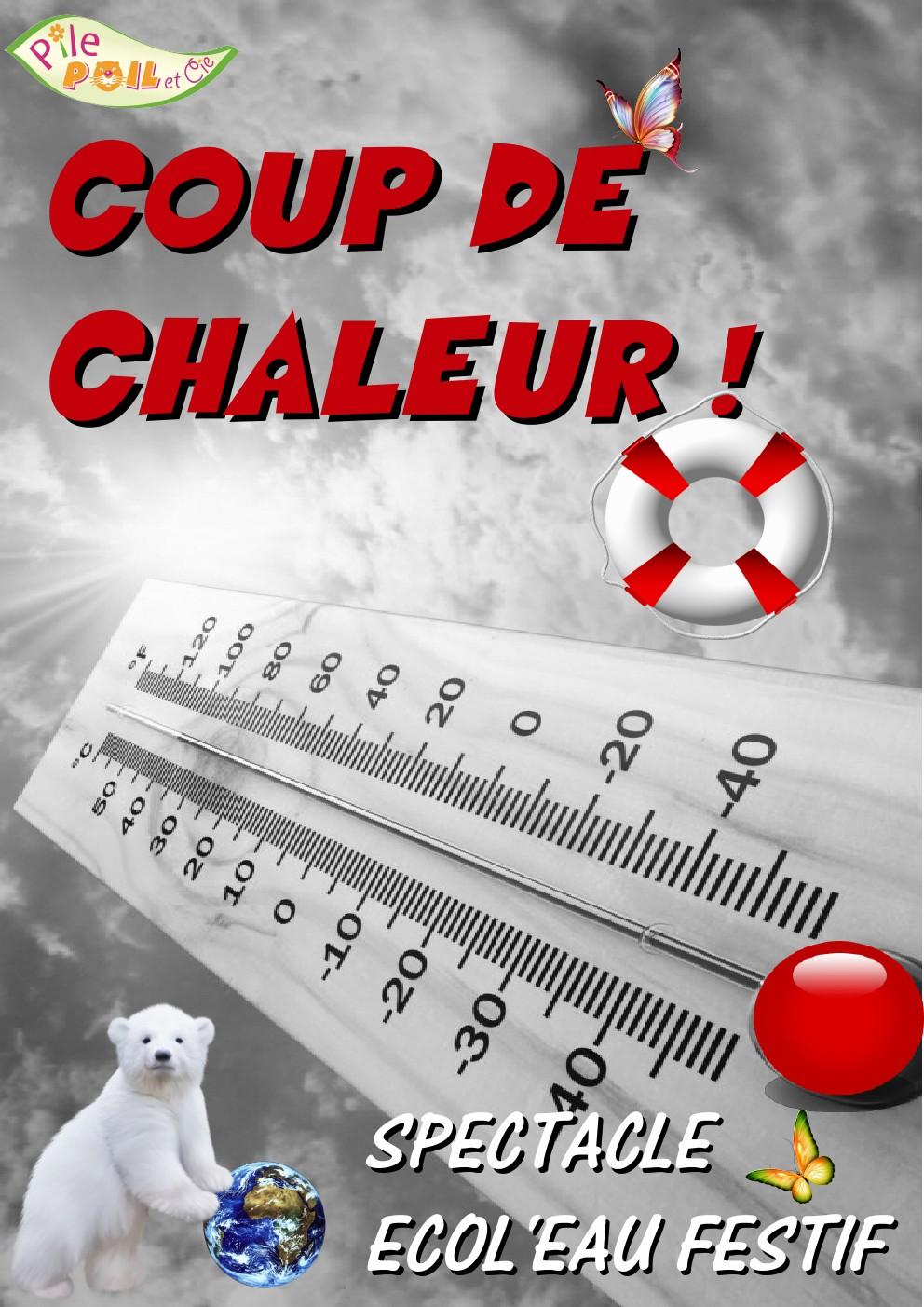 AFFICHE COUP DE CHALEUR OK